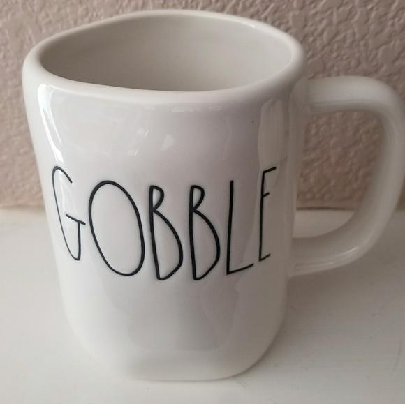 Rae Dunn Other - Rae Dunn GOBBLE Mug